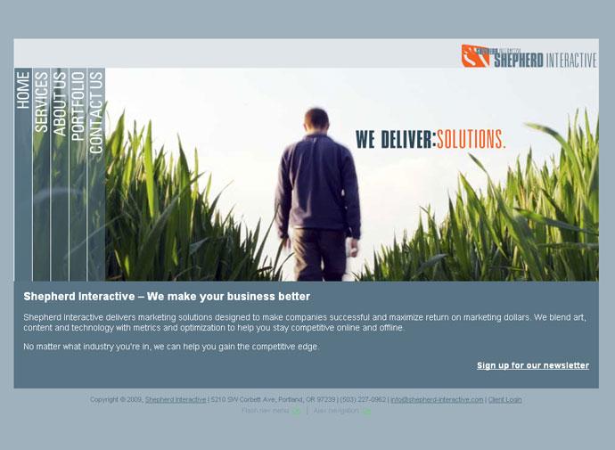 Shepherd Interactive