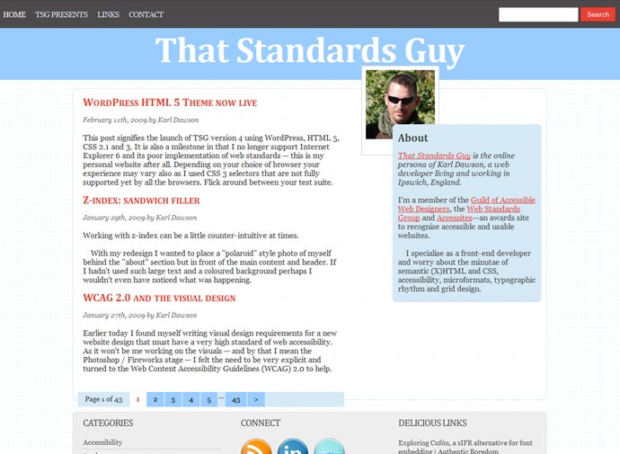 That Standards Guy