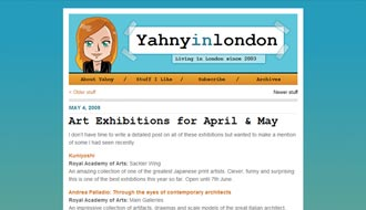 Yahny In London