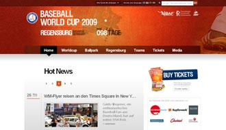 Baseball Worldcup 2009