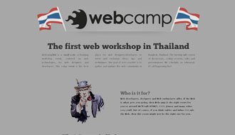 Thailand Webcamp