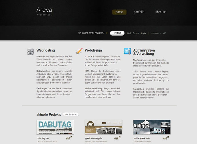 Areya Web Services