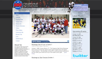 Grapevine High School Hockey