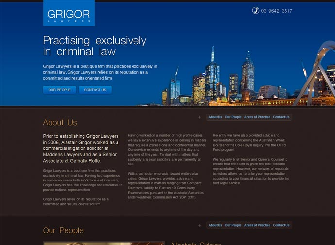 Grigor Lawyers