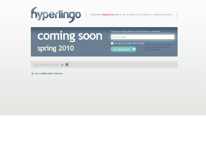 Hyperlingo