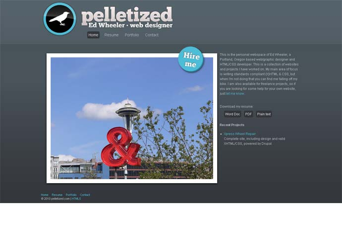 Pelletized