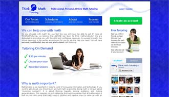 Think Math Tutoring
