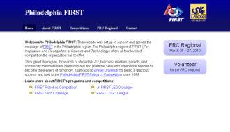 Philadelphia FIRST