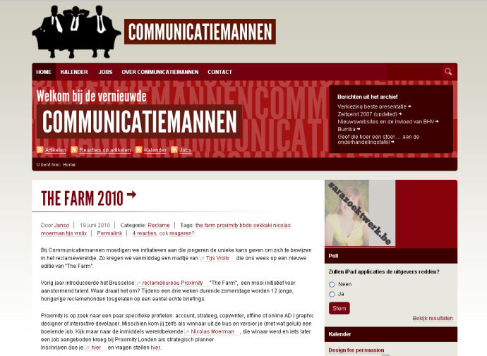 Communicatiemannen