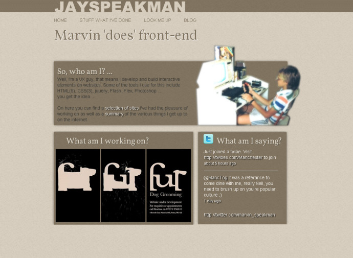 Marvin Jay-Speakman
