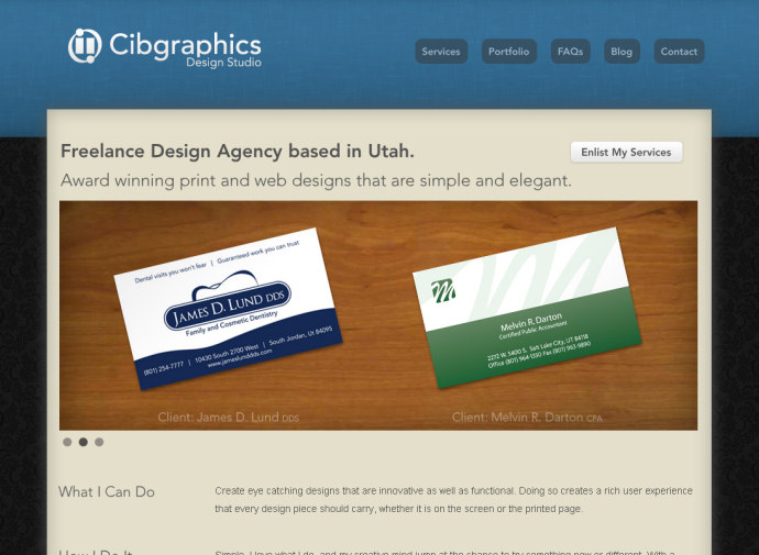 Cibgraphics