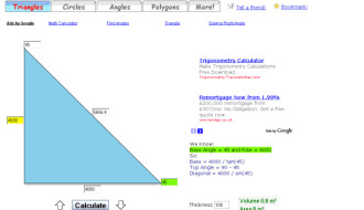 Trigonometry Calculator