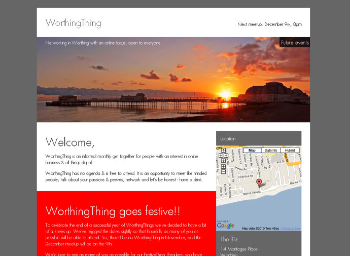 WorthingThing