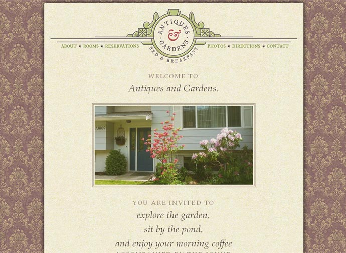 Antiques and Gardens