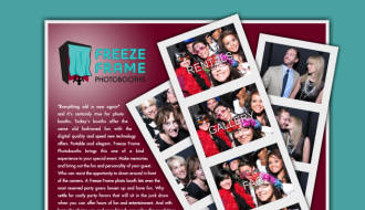 Freeze Frame Photobooths
