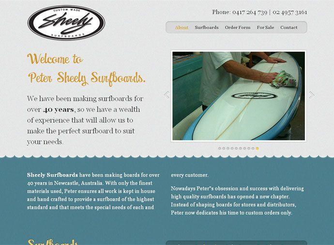 Sheely Surfboards