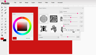 Picozu Image Editor