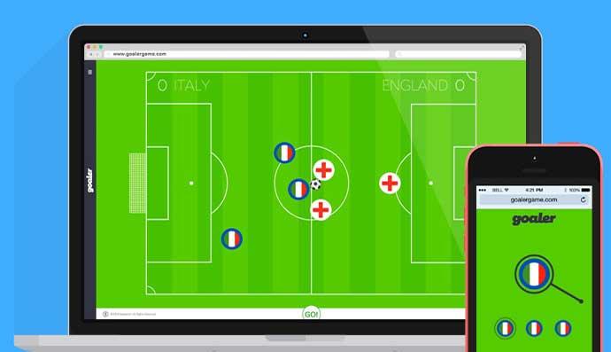 Goaler Game