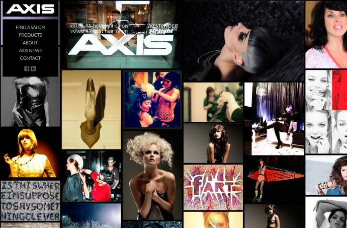 Axis Hair Salons