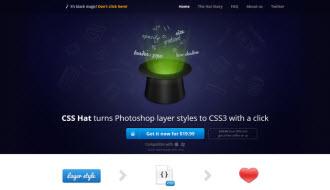 CSS Hat