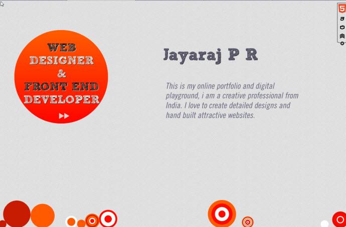 Jayaraj P R