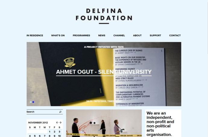 Delfina Foundation