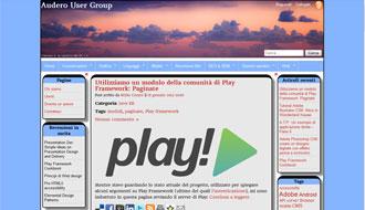 Audero User Group